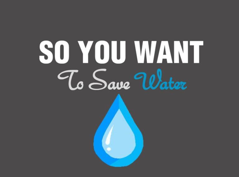 soyouwanttosavewater