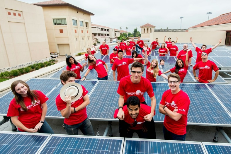 SCU Solar Decathlon Team 2013 funny