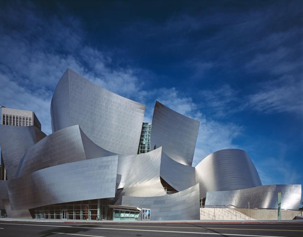 Disney Concert Hall