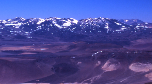 Sierra-Nevada-de-Lagunas-Bravas